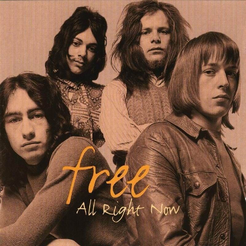Free: All Right Now